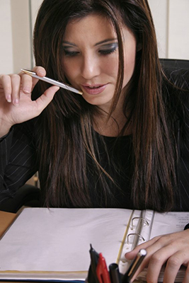 woman-writing-in-notebook
